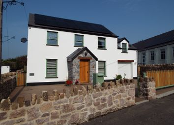 Thumbnail 3 bed detached house for sale in Yr Hen Orsaf Ambiwlans, Reynoldston, Gower
