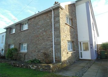 Thumbnail 2 bed flat to rent in Church Road, Roch, Haverfordwest, Pembrokeshire