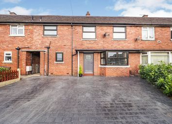 Thumbnail 4 bed terraced house for sale in Byron Avenue, Radcliffe, Manchester, Greater Manchester