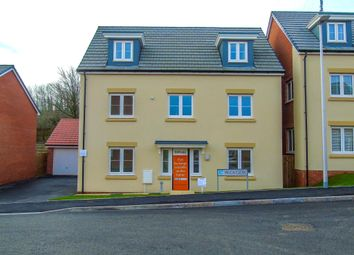 Thumbnail 5 bed detached house for sale in St Lythans Park, Old Port Road, Cardiff