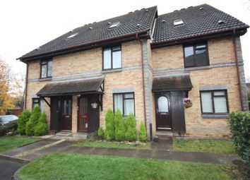 Thumbnail 2 bed maisonette to rent in Lawrence Close, Burpham, Guildford