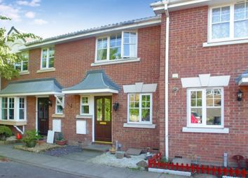 Thumbnail 2 bed terraced house for sale in Moorlands Reach, Sawbridgeworth