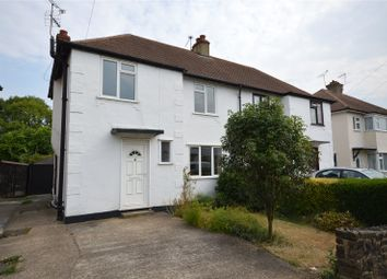 Thumbnail 3 bed semi-detached house for sale in Loftin Way, Great Baddow, Chelmsford, Essex