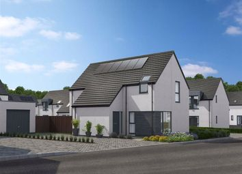 Thumbnail 3 bed detached house for sale in Miller Road, Croy