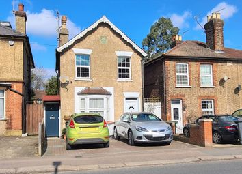 Thumbnail 2 bed flat for sale in Victoria Road, New Barnet