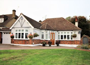 Thumbnail 3 bed detached bungalow for sale in Brighton Road, Tadworth