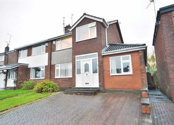Thumbnail 3 bed semi-detached house for sale in Ling Drive, Atherton, Manchester