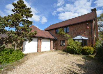 Thumbnail 4 bed detached house for sale in South Grove, Lymington
