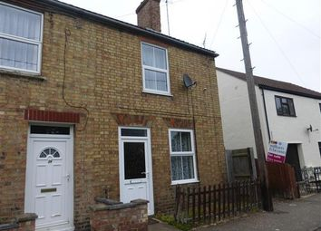 Thumbnail 2 bed end terrace house to rent in Nene Parade, March
