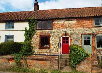 Thumbnail 3 bed terraced house for sale in Hindringham, Fakenham, Norfolk