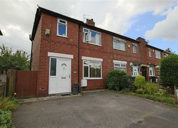 Thumbnail End terrace house for sale in Hartington Road, Eccles, Manchester