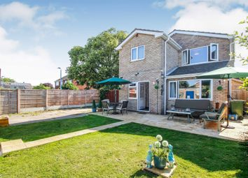 Thumbnail 3 bed detached house for sale in Byfield Road, Scunthorpe