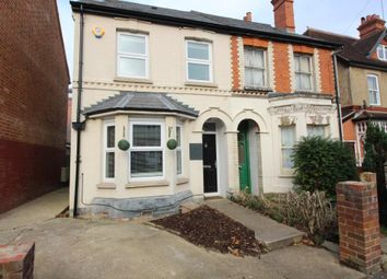 Thumbnail 2 bed semi-detached house for sale in Recreation Road, Tilehurst, Reading