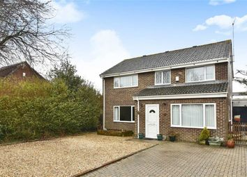 Thumbnail 4 bedroom detached house for sale in Draycott Road, Chiseldon, Swindon