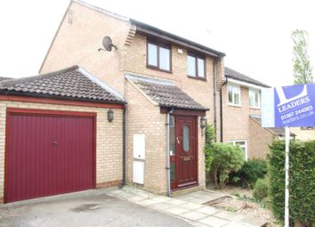 Thumbnail 3 bed end terrace house to rent in Squires Road, Watchfield, Swindon