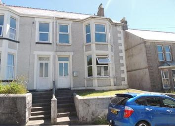 3 bed semi-detached house for sale in Wellington Road, St. Dennis, St. Austell PL26
