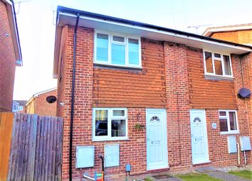 Thumbnail 2 bed end terrace house to rent in St Georges Road, Aldershot, Hampshire