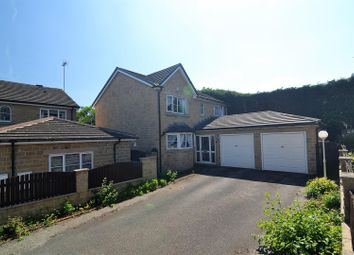 Thumbnail 4 bed detached house for sale in Moorside, Scholes, Cleckheaton