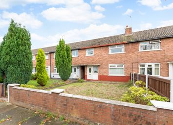 Thumbnail 3 bed terraced house for sale in Leigh Green Close, Widnes