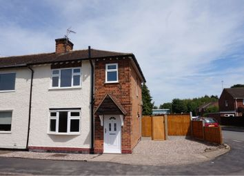 Thumbnail 3 bed end terrace house for sale in Riverview, Barrow Upon Soar