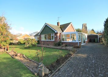Thumbnail 2 bed detached bungalow for sale in Meadow Way Drive, Trunch, North Walsham