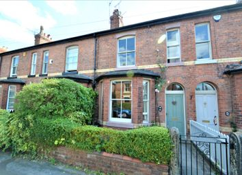 Thumbnail 2 bed terraced house for sale in St. Johns Avenue, Knutsford