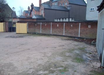Thumbnail Parking/garage to rent in Evington Road, Leicester