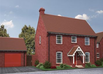Thumbnail 4 bedroom detached house for sale in Regency Village, Chain Hill, Wantage