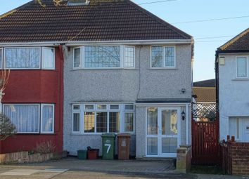 Thumbnail 3 bed semi-detached house to rent in Chester Road, Sidcup