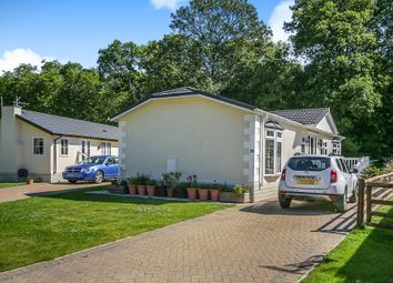 Thumbnail 2 bed mobile/park home for sale in Capel Gardens Holiday Park, Ruckinge, Ashford