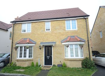 Thumbnail 4 bed detached house to rent in Collins Drive, Earley, Reading