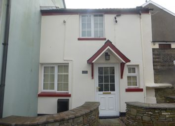 Thumbnail 1 bed terraced house for sale in George Street, Llantrisant, Pontyclun