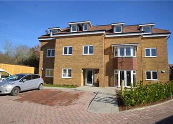Thumbnail 2 bed flat for sale in Guildford Road, Bisley, Woking