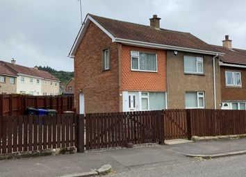 Thumbnail 2 bed semi-detached house to rent in Durrockstock Road, Paisley