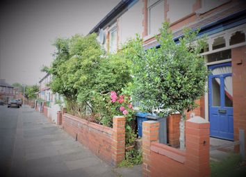 Thumbnail 3 bed terraced house for sale in Elmsworth Avenue, Levenshulme, Manchester