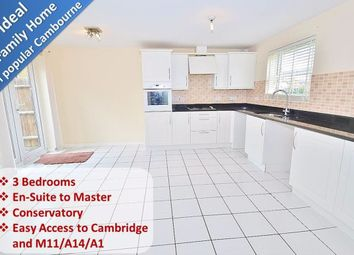 Thumbnail 3 bed property to rent in Foxhollow, Great Cambourne, Cambourne, Cambridge