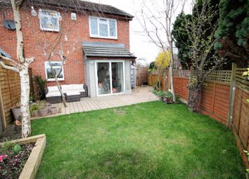Thumbnail 1 bed terraced house for sale in Bridgeman Drive, Houghton Regis, Dunstable