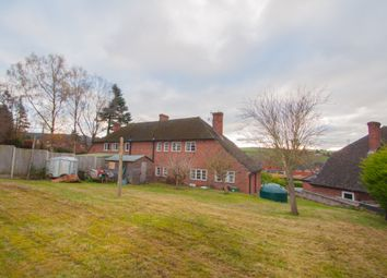Thumbnail 3 bed semi-detached house for sale in Pontshill, Ross-On-Wye