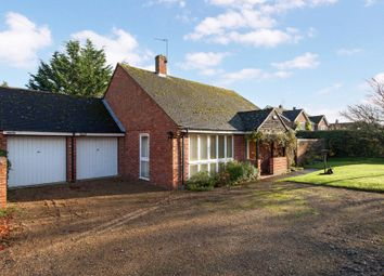 Thumbnail 2 bed detached bungalow for sale in Mill Road, Shiplake, Oxfordshire
