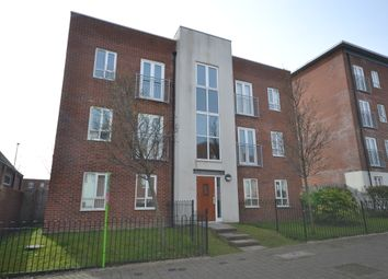 Thumbnail 1 bed flat to rent in Greenhead Street, Burslem, Stoke-On-Trent
