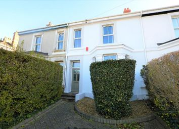 Thumbnail 4 bed terraced house for sale in Moorland Road, Plymouth, Devon