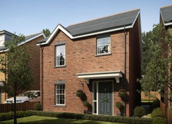 Thumbnail 3 bedroom detached house for sale in Plot 25, Mansion Gardens, Penllergaer, Swansea