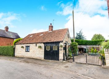Thumbnail 1 bed cottage for sale in Glen Road, Castle Bytham, Grantham