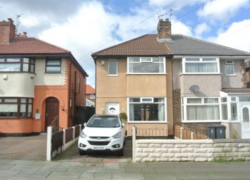 Thumbnail 3 bed semi-detached house for sale in Reva Road, Knotty Ash, Liverpool