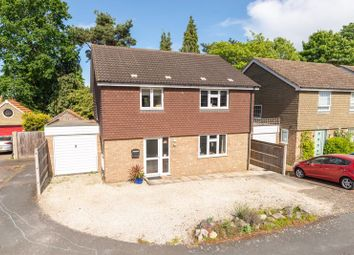 Thumbnail 4 bed detached house for sale in Hurley Close, Walton-On-Thames