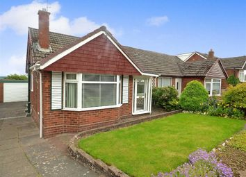 Thumbnail 2 bed semi-detached bungalow for sale in Hollies Drive, Meir Heath, Stoke-On-Trent