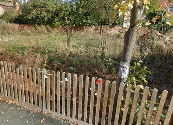 Thumbnail Land for sale in Wood Street, New Bradwell, Milton Keynes
