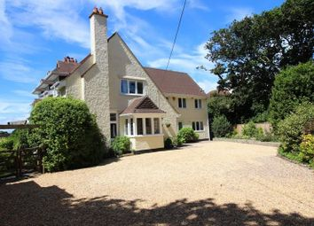 Thumbnail 5 bed detached house for sale in Barnes Lane, Milford On Sea, Lymington