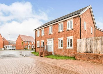 Thumbnail 4 bed detached house for sale in Leaver Mews, Shinfield, Reading