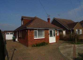 Thumbnail 3 bed detached house to rent in Windmill Drive, Rustington, Littlehampton